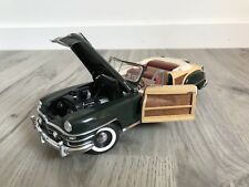 Chrysler Town and Country 1948 1/24e Franklin Mint Précision