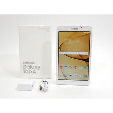Samsung - SM-T280 - Galaxy Tab A - 8-Inch Tablet - WiFi- 16GB - White