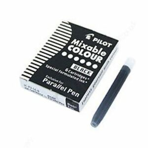 Pilot Parallel Calligraphy Pen - 1.5, 2.4, 3.8, 6.0 - FAST & FREE POSTAGE
