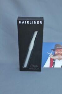 Hairliner orginal Wella Mini Haarschneider Ohren & Nasenhaarschneider