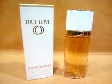 TRUE LOVE ELIZABETH ARDEN WOMAN DONNA EAU DE TOILETTE SPRAY 50 ML. VINTAGE RARE