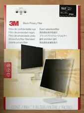 3M Black Privacy Filter 19.0""