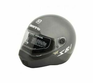 SB-1 Dashing Grey Full Face Helmet Smoke Visor L Size 600mm