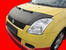CAR HOOD BONNET BRA fit Suzuki Swift 2005-2010  NOSE FRONT END MASK TUNING