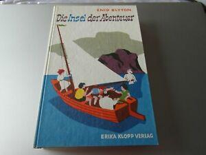 Enid Blyton: Die Insel der Abenteuer (Erika Klopp Verlag 1965)