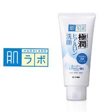 HADALABO☆Rohto Japan-Gokujyun Hyaluronic acid Cleansing Foam 100g,JAIP