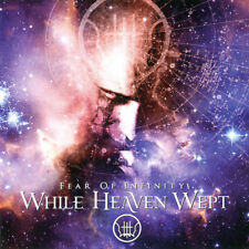 While Heaven Wept - Fear Of Infinity 2LP PURPLE VINYL GATEFOLD!