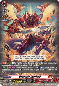 D-BT02/001EN-Dragonic Overlord