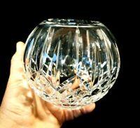 Beautiful Waterford Crystal Lismore Rose Bowl