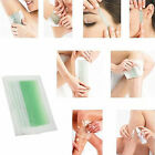 Removal 10Sides Leg Body Hair Depilatory Wax Strips Papers Waxing Nonwoven Pro