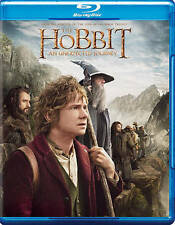 The Hobbit: An Unexpected Journey (Blu-ray Disc, 2013,2-disc set)
