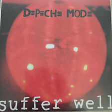 "Depeche Mode ""Suffer Well"" - New Unplayed 9 Track Promo Cd / Bong37"