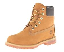 Timberland Women's 6 in Premium Boots, 10361, Wheat Nubuck, UK 6.5 / EU 39.5