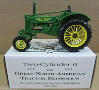 John Deere BW-40 Farm Tractor Expo Rarest B Series 2-Cylinder Club Die-Cast 1:16