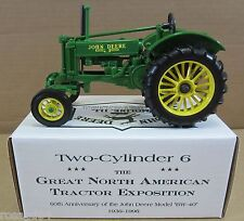 John Deer BW-40 Farm Tractor Expo Rarest B Series 2-Cylinder Club Die-Cast 1:16