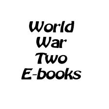 World War 2 Ebooks - WW2 Books - War Monthly Magazine. 5 Issues On CD/download