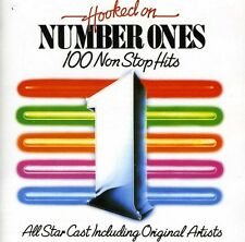 Various Artists - Hooked on Number Ones: 100 Non Stop Hits / Various [New CD]