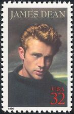 USA 1996 James Dean/FILM/CINEMA/acteur/Gens/cinéma/Hollywood 1 V (b4035g)