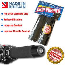 Grip Puppies MOTO AGARRE CUBRE espuma confort Puños del manillar Best On Market