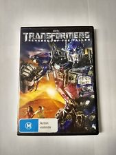 TRANSFORMERS - REVENGE OF THE FALLEN DVD Megan Fox Shia LaBeouf - Free Shipping