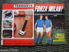 FORZA MILAN!=N°11 1973=COPPA DELLE COPPE MILAN-RAPID VIENNA 0-0=SCHNELLINGER