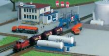 Kibri Kit 36727 NEW Z FUEL TANKS WITH ADMIN BUILDING