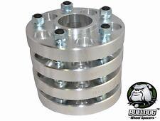 BULLDOG 30mm Alluminio Ruota Distanziatori LAND ROVER DISCOVERY 2 TD5 V8 & R / R P38