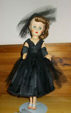 """1950's 18"""" Jointed Fashion Doll 14R All Original ~ Stunning!"""