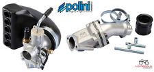 Carburador completo Polini CP Ø24 colector laminado Vespa Et3 125 130