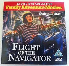FLIGHT of the NAVIGATOR DVD Family Adventure Movie 1985 Government Rated U Film