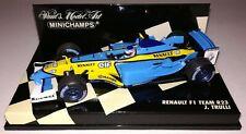 Minichamps F1 Renault F1 Team R23 2003 Jarno Trulli 1/43
