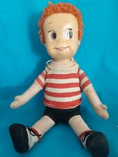 Creepy Haunted Chatty Matty Doll, I just want him gone, I do not like him