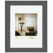 Walther Light Grey Home A4 Photo Frame