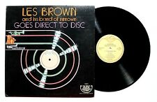LES BROWN Goes Direct To Disc LP American Grammaphone Company 1010 US VG++ 04B