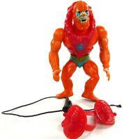 MOTU Vintage Beast Man 1982 Masters of the Universe Complete