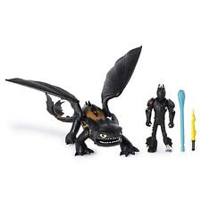 DreamWorks Dragons Hiccup & Toothless Hidden World Figure Playset