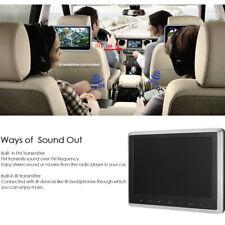 10.1 Inch TFT Digital Screen Car Headrest DVD Player TouchButton Monitor