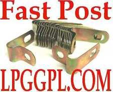 LPG GPL--  8mm COPPER PIPE P clips x 20- BRC ROMANO OMVL PRINS AG STAG KME E GAS
