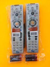 Lot 2 Directv RC65RX Universal Remote Control DTV IR RF DVR H25 hd UHF Genie Red