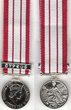 Miniature Medal,Naval General Service Medal with Clasp