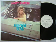 PROMO WHITE LABEL / NANCY SINATRA HIGHWAY SONG