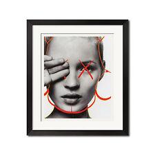 Supreme x Kate Moss Urban Street Poster Print 0454