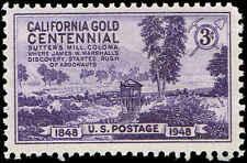 Scott # 954 - 1948 - ' Sutter's Mill, Coloma, Cal. '