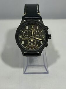 TIMEX EXPEDITION CHRONOGRAPH GENTS WATCH