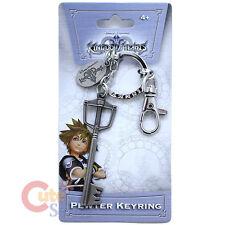 Kingdom Hearts Sora Key Blade Key Chain Licensed Pewter Metal Key Ring