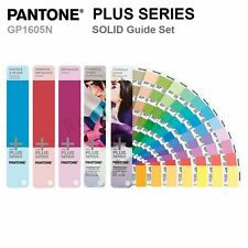 Pantone Color Plus Series GP1605N SOLID GUIDE SET