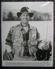 """Chevy Chase in """"Funny Farm"""" Original 8x10"""" B&W Glossy Promotional Movie Photo"""
