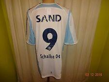 "FC Schalke 04 Adidas Auswärts Trikot 2005/06 ""VICTORIA"" + Nr.9 Sand Gr.L- XL"