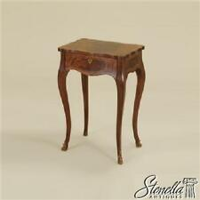 L37488: MAITLAND SMITH #3630-062 French Style 1 Drawer Mahogany Nightstand ~ NEW