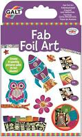 Galt FAB FOIL ART Kids Art Craft Toy BN